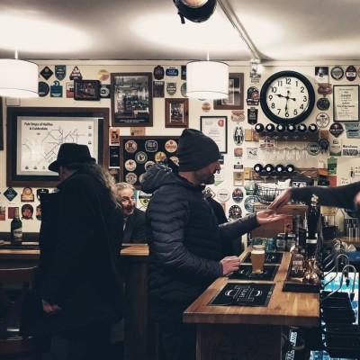 Halifax & Calderdale Black Ash Frame