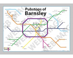 Barnsley Unframed In a Gift Box