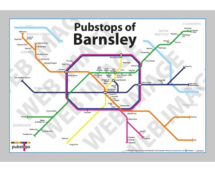 Barnsley Unframed