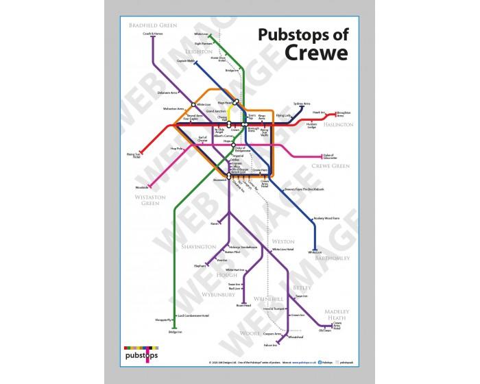 Crewe Unframed