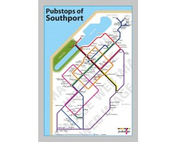 Southport Unframed In a Gift Box