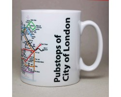 City of London Mug In Gift Box