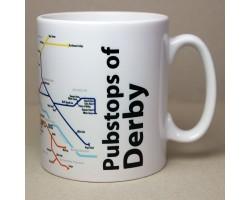 Derby Mug  In Gift Box