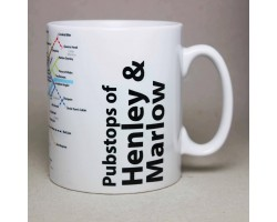 Henley & Marlow Mug In Gift Box