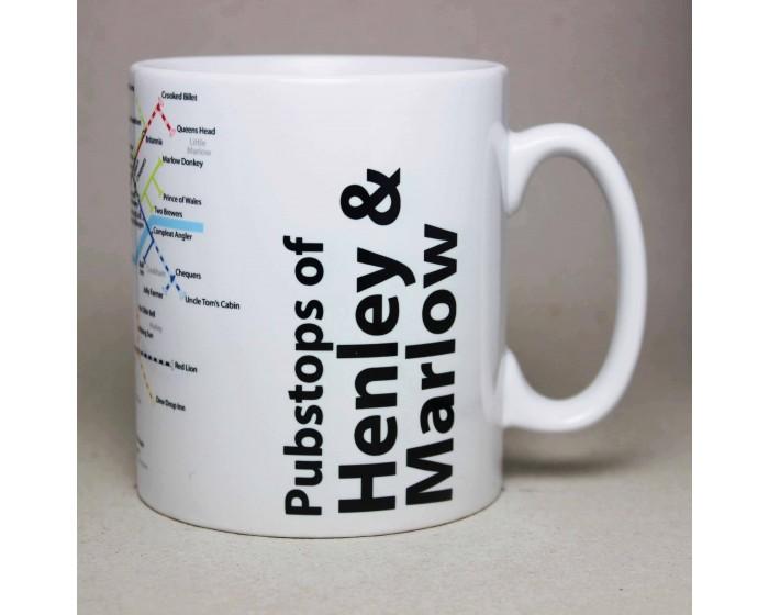 Henley & Marlow Mug