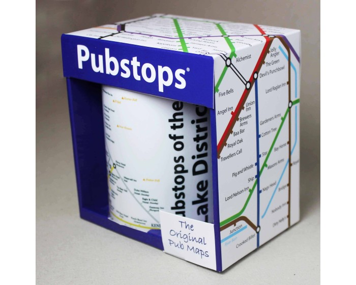 Lake District Mug In Gift Box