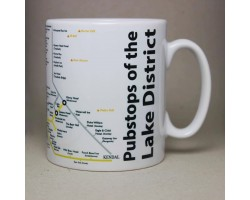 Lake District Mug In Gift Box