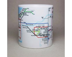 Lancaster and Morecambe Mug