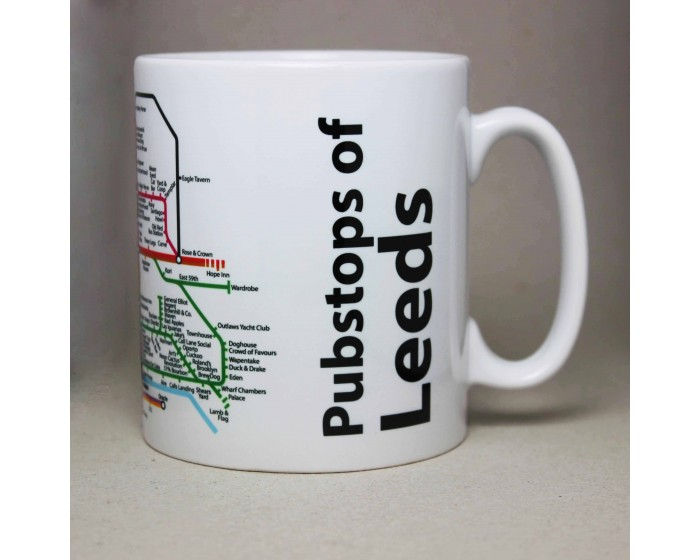 Leeds City Centre Mug