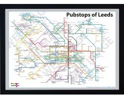 Leeds Black Ash Frame
