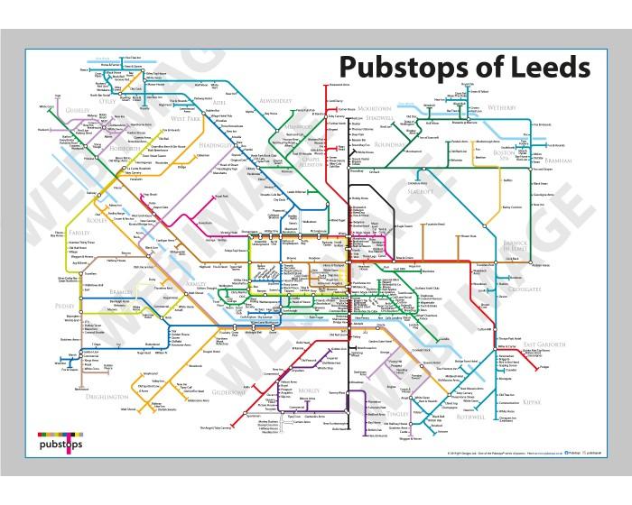 Leeds Unframed