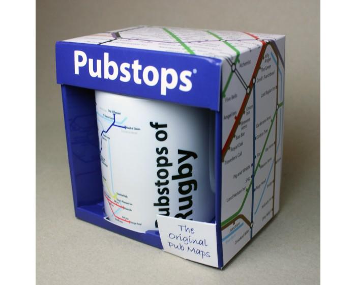Rugby Mug  In Gift Box