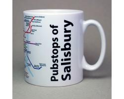 Salisbury Mug  In Gift Box