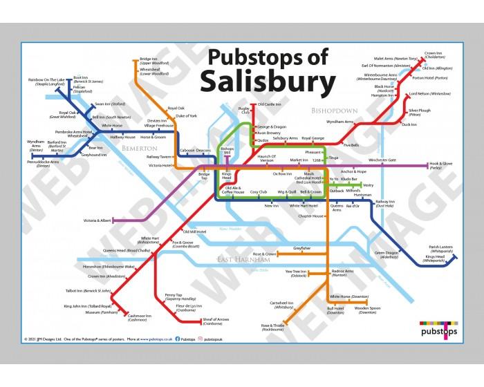 Salisbury Unframed