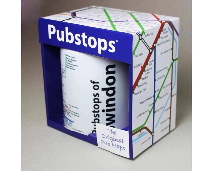 Swindon Mug In Gift Box
