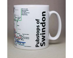 Swindon Mug In Gift Box
