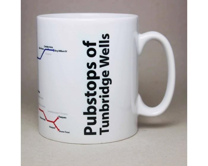 Royal Tunbridge Wells Mug