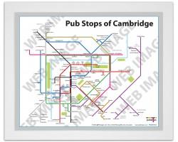 Cambridge White Ash Frame