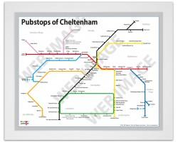 Cheltenham White Ash Frame