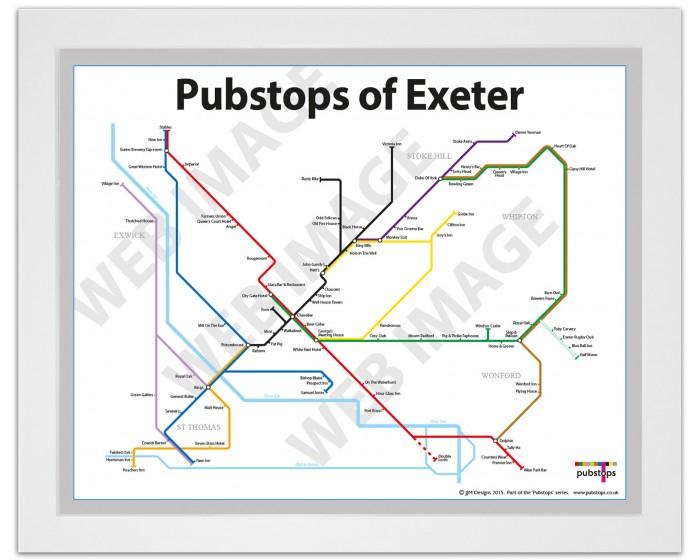 Exeter White Ash Frame