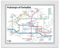 Swindon White Ash Frame
