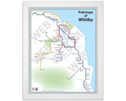 Whitby White Ash Frame