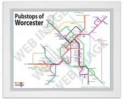 Worcester White Ash Frame