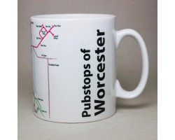 Worcester Mug In Gift Box