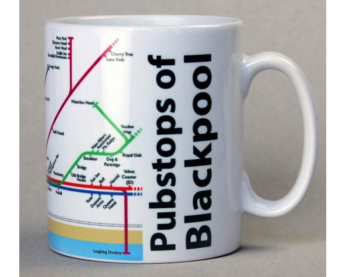 Blackpool Mug