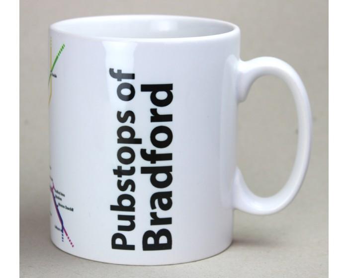 Bradford City Centre Mug