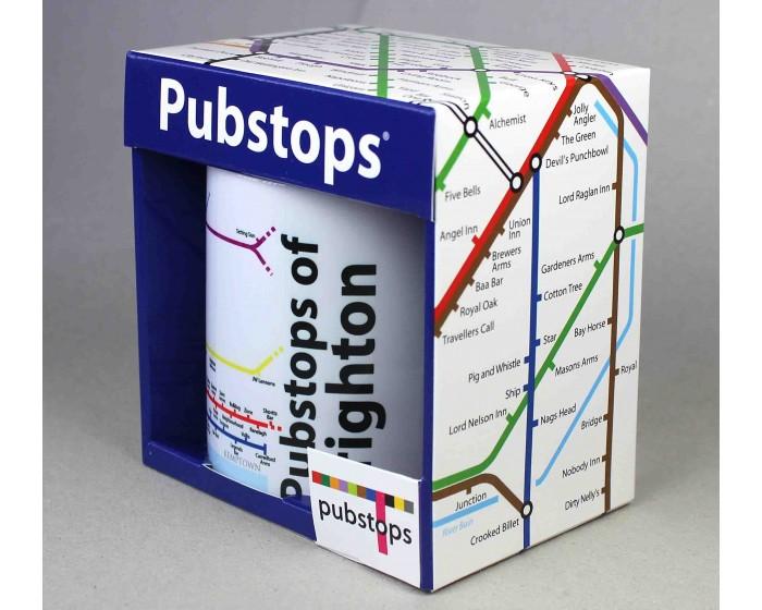 Brighton Mug  In Gift Box