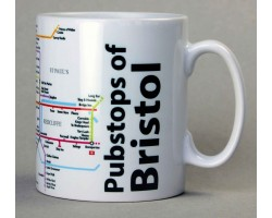 Bristol City Centre Mug