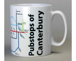 Canterbury Mug  In Gift Box