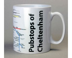 Cheltenham Mug  In Gift Box