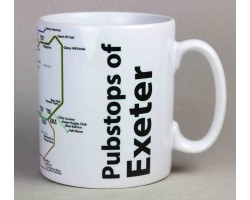 Exeter Mug  In Gift Box
