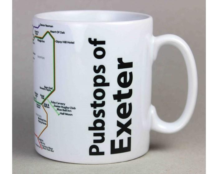 Exeter Mug