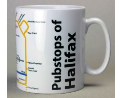 Halifax City Centre Mug