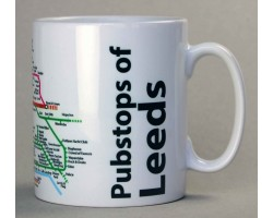 Leeds City Centre Mug  In Gift Box