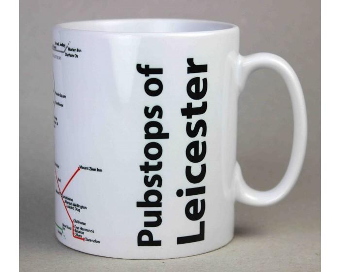 Leicester Mug