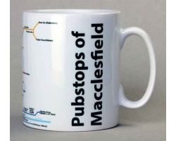 Macclesfield Mug  In Gift Box