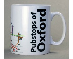 Oxford Mug  In Gift Box