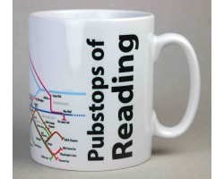 Reading Mug  In Gift Box