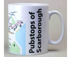 Scarborough Mug  In Gift Box