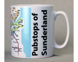 Sunderland Mug  In Gift Box