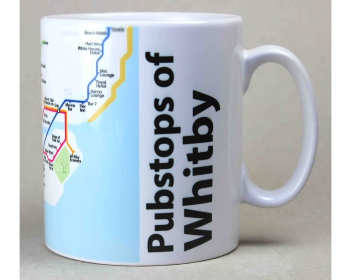 Whitby Mug