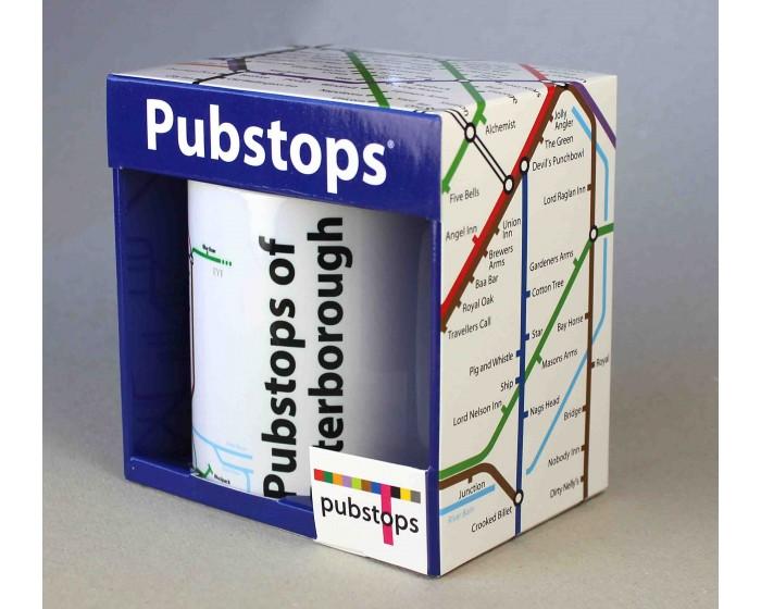 Peterborough Mug  In Gift Box