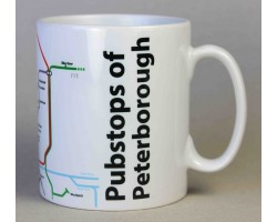 Peterborough Mug
