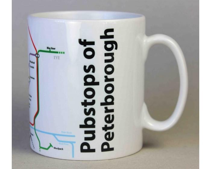 Peterborough Mug