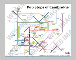 Cambridge Unframed In a Gift Box