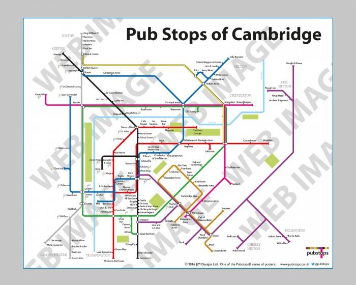 Cambridge Unframed